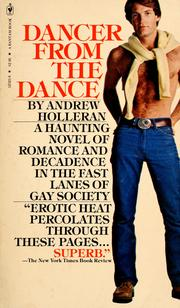 Cover of: The dancer from the dance | Andrew Holleran