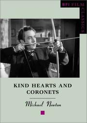 Cover of: Kind hearts and coronets by Newton, Michael