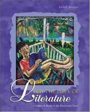 Cover of: For the Love of Literature by John F Savage