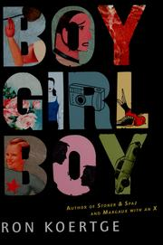 Cover of: Boy girl boy | Ronald Koertge
