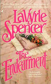 Cover of: The Endearment by LaVyrle Spencer