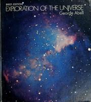 Cover of: Exploration of the universe | George O. Abell