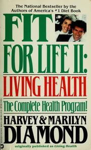 Cover of: Fit for life II | Harvey Diamond, Marilyn Diamond