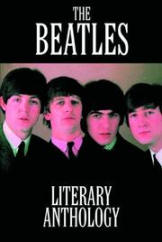 Cover of: The Beatles Literary Anthology by Mike Evans