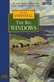 Cover of: The big windows | O'Donnell, Peadar.