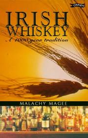 Cover of: Irish whiskey | Malachy Magee