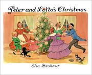 Cover of: Peter and Lotta's Christmas by Elsa Beskow