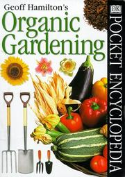 Cover of: Pocket Encyclopaedia of Organic Gardening | Geoff Hamilton