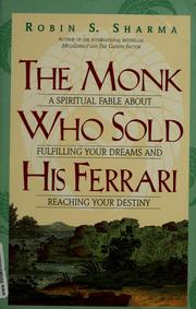 The Monk Who Sold His Ferrari Open Library