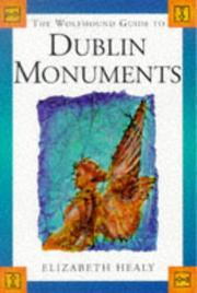 Cover of: The Wolfhound guide to Dublin monuments and sculpture trail by Elizabeth Healy