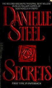 Cover of: Secrets by Danielle Steel
