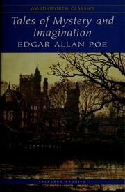 Cover of: Tales of mystery and imagination by Edgar Allan Poe