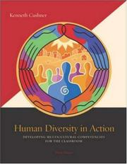 Cover of: Human Diversity in Action | Kenneth H. Cushner