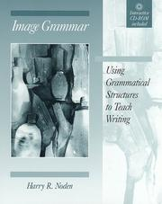 Cover of: Image grammar | Harry R. Noden