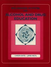 Cover of: Skill-building activities for alcohol and drug education by Carson Bates