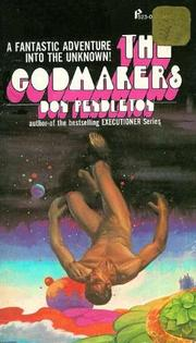 Cover of: The Godmakers by Don Pendleton