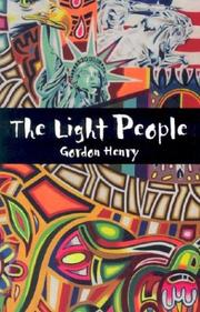 Cover of: The light people by Gordon Henry