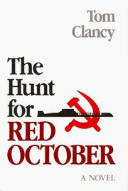 Cover of: The hunt for Red October | Tom Clancy