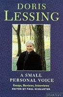 Cover of: A small personal voice | Doris Lessing