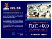 Cover of: A Pushkar Pandit's tryst with God | Malsawmi Jacob