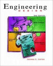 Cover of: Engineering Design by George Dieter