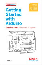 Cover of: Getting Started with Arduino | Massimo Banzi