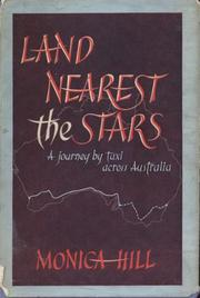 Cover of: Land nearest the stars | Monica Hill