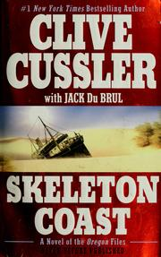 Cover of: Skeleton Coast (The Oregon Files #4) | Clive Cussler
