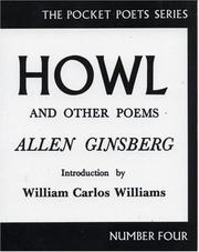 Cover of: Howl and Other Poems | Allen Ginsberg
