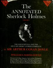 Cover of: The annotated Sherlock Holmes | Sir Arthur Conan Doyle