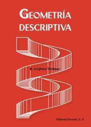 Cover of: Geometría Descriptiva | Bernard Leighton Wellman