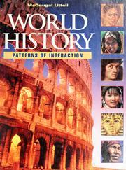 McDougal Littell world history | Open Library