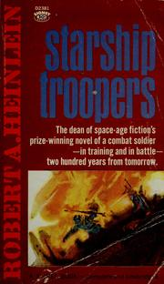 Cover of: Starship Troopers by Robert A. Heinlein
