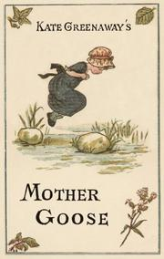 Cover of: Kate Greenaway's Mother Goose | Kate Greenaway