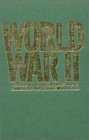 Cover of: World War Two: Crucible of the Contemporary World | Loyd E. Lee