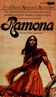 Cover of: Ramona | Helen Hunt Jackson