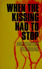 When the kissing had to stop