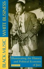 Cover of: Black music, white business | Frank Kofsky