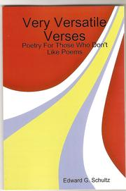 Cover of: Poems For Those Who Don't Like Poetry | Edward G. Schultz