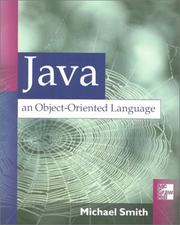 Cover of: Java | Michael A. Smith