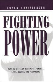 Cover of: Fighting power | Loren W. Christensen