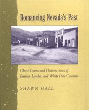 Cover of: Romancing Nevada's past by Shawn Hall