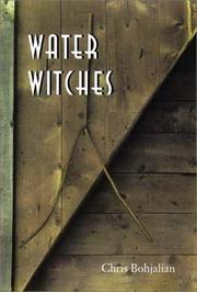Cover of: Water witches | Christopher A. Bohjalian