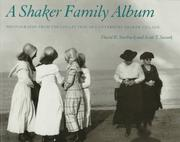 Cover of: A Shaker family album by David R. Starbuck