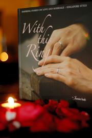 Cover of: With this ring | Jasmin Seah