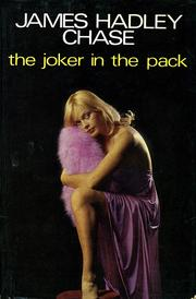 Cover of: The Joker in the Pack | James Hadley Chase