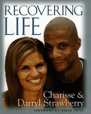 Cover of: Recovering Life by Darryl Strawberry
