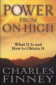 Cover of: Power from on High | Charles Finney