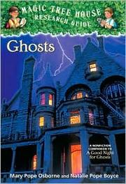 Cover of: Ghosts | Mary Pope Osborne