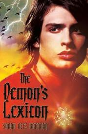 Cover of: The demon's lexicon | Sarah Rees Brennan